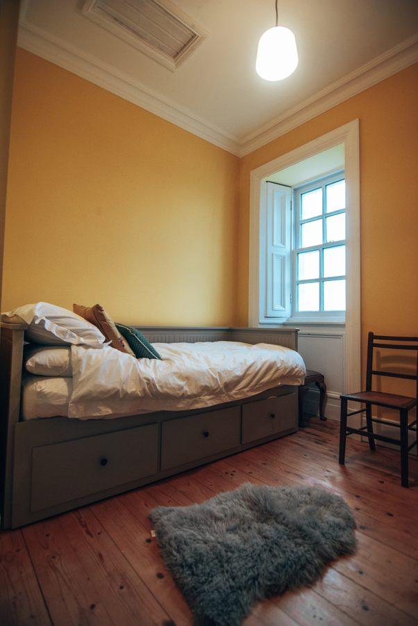 bedrooms at eilean sionnach
