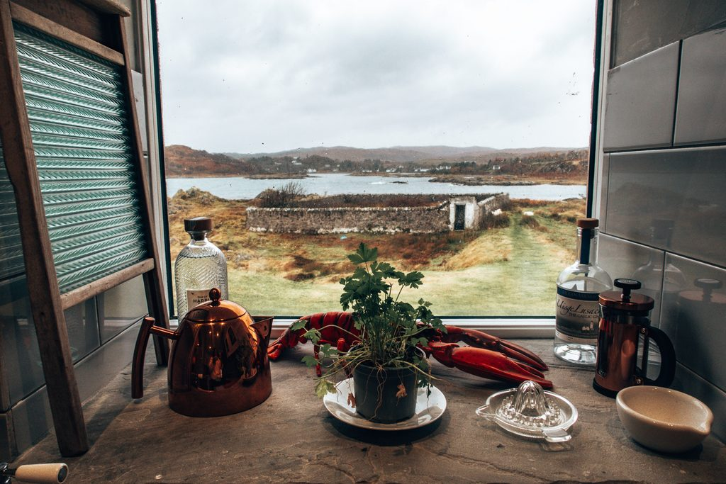 romantic places to stay in scotland