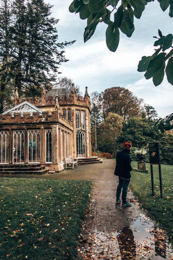 culzean castle and country park in scotland