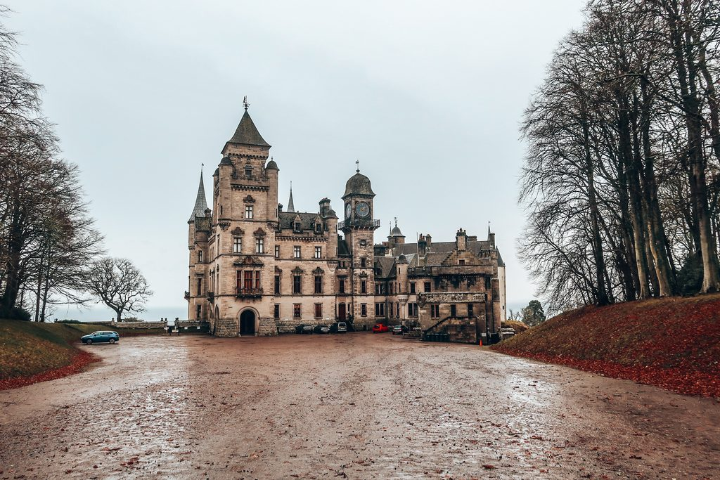 castles on the nc500