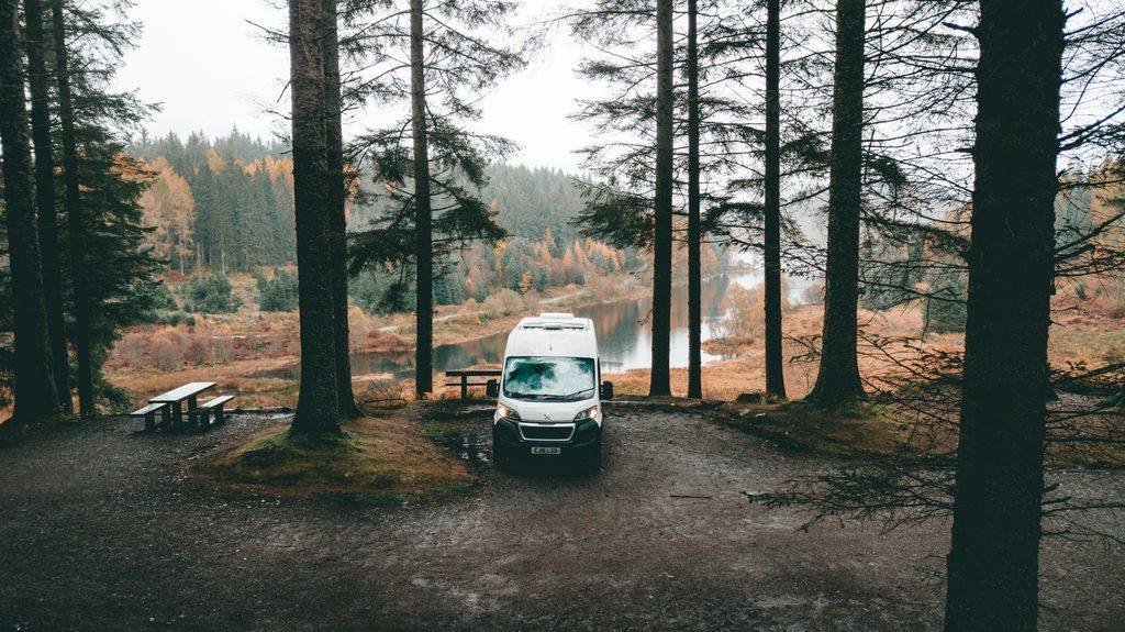 3 lochs forest drive loch lomond