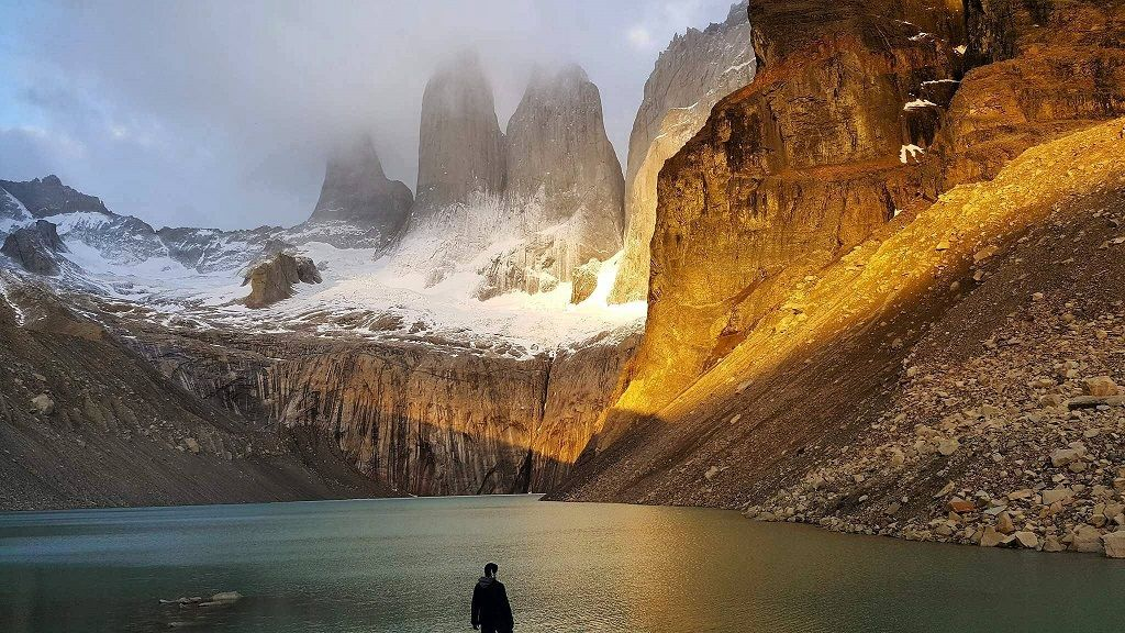 Torres del Paine, South America