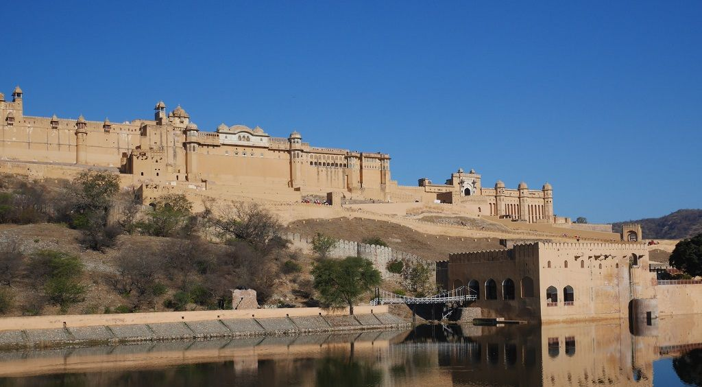 Nahargarh Fort in Jaipur