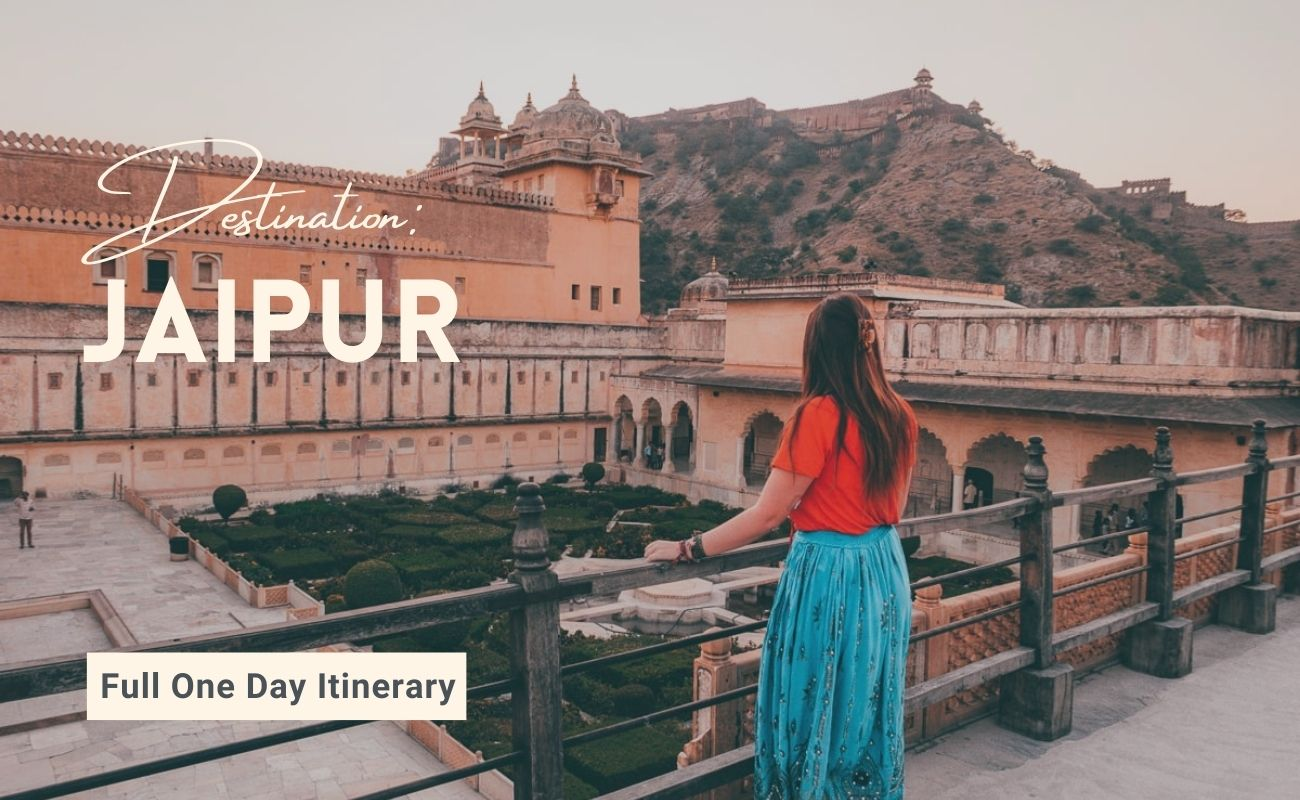 places to visit in Jaipur in one day