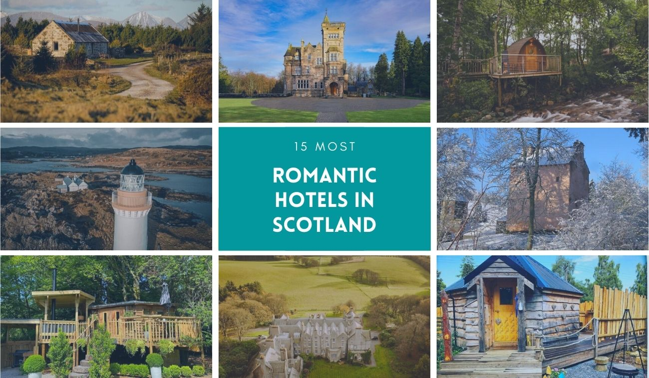romantic hotels in Scotland