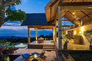 best Bali private pool villa
