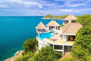 best private pool villa in Thailand