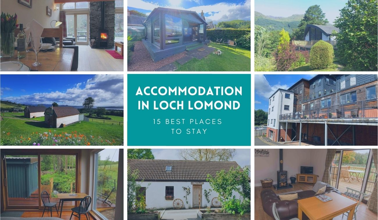best accommodation in Loch Lomond