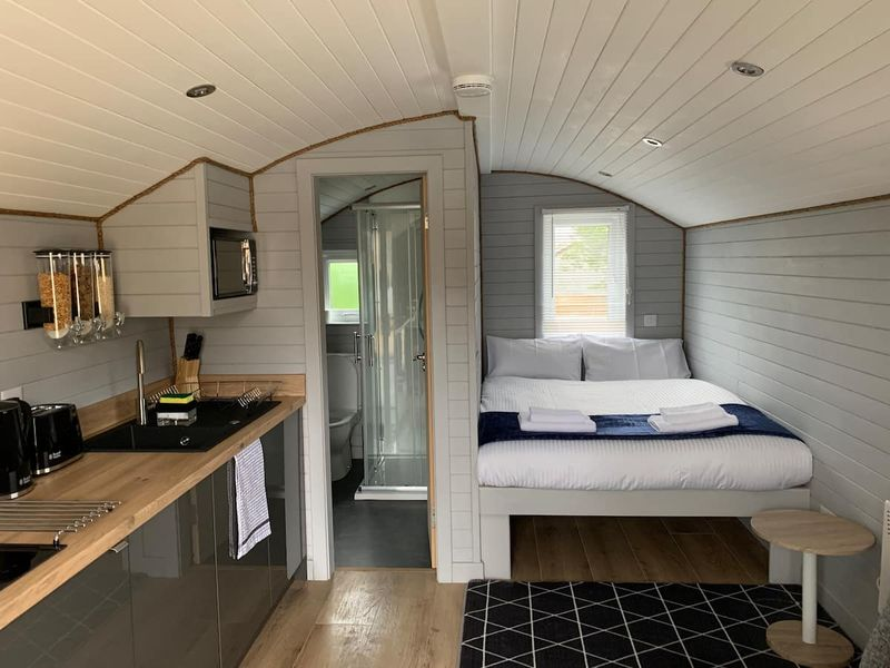 Westwind Eco Pod Fort William