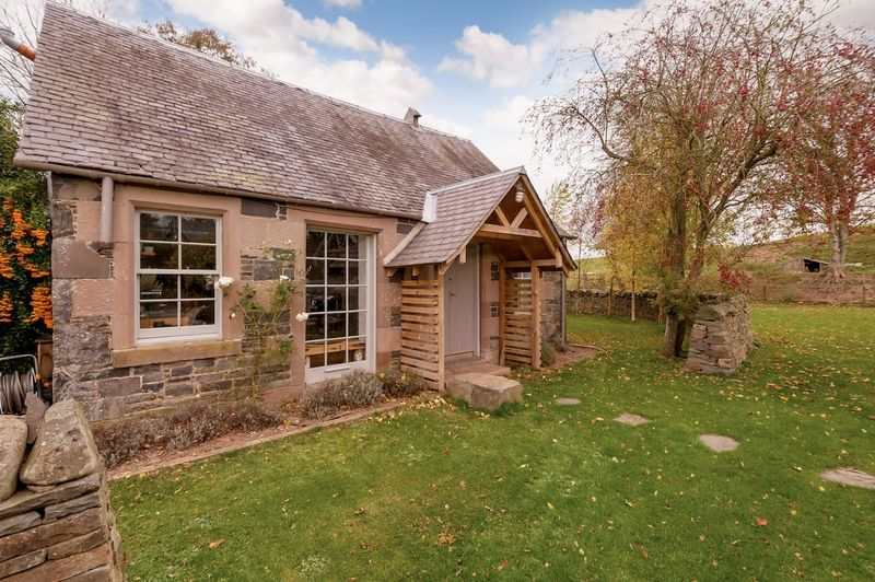 The Bothy cute converted barn for 1-4 guests