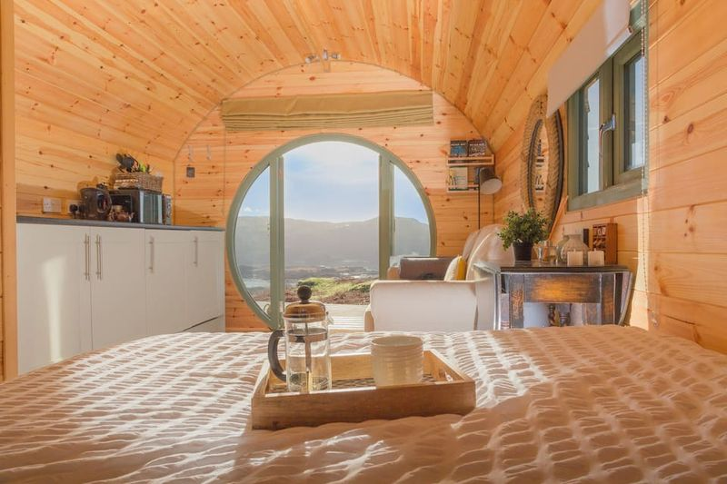 The Little Skye Bothy Airbnb in Scotland
