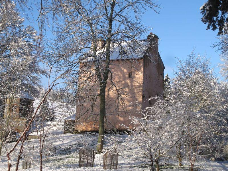Romantic Medieval Castle Scotland