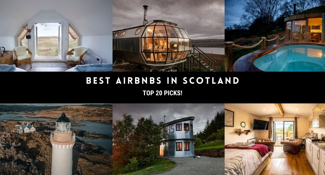 best Airbnbs in Scotland