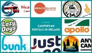 best campervan rentals Ireland