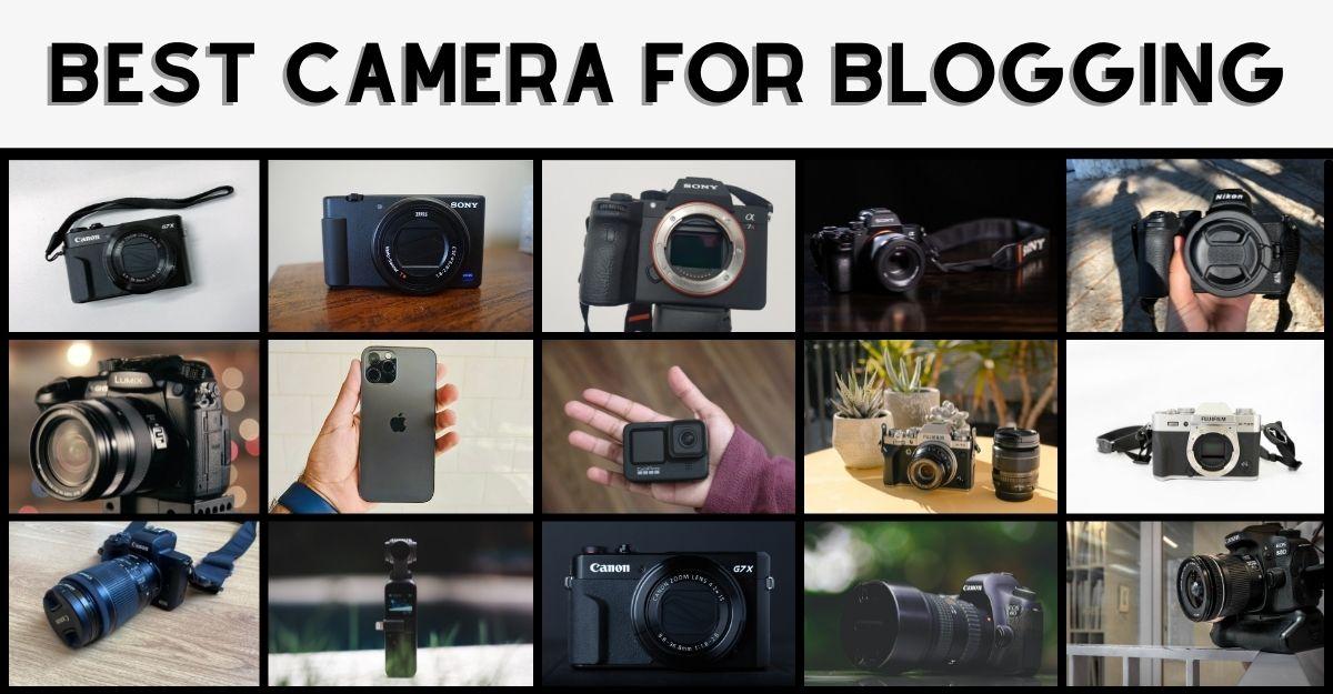 best camera for blogging