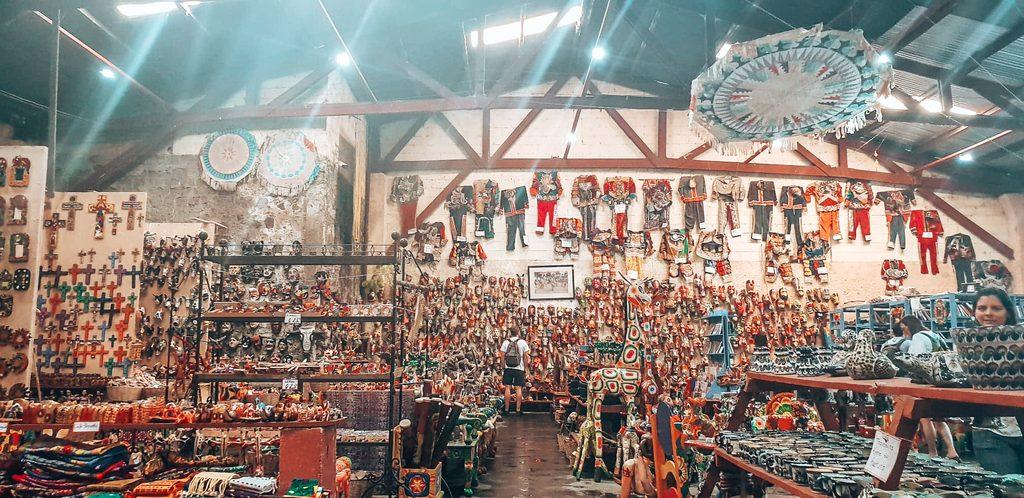 Artisan Markets in antigua