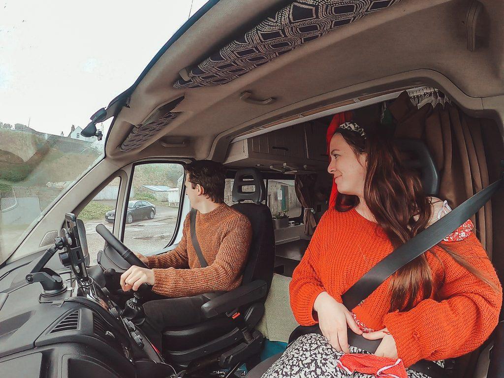 van life with couples