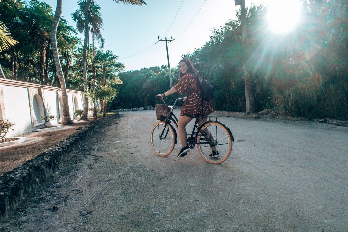 bike rental alea tulum