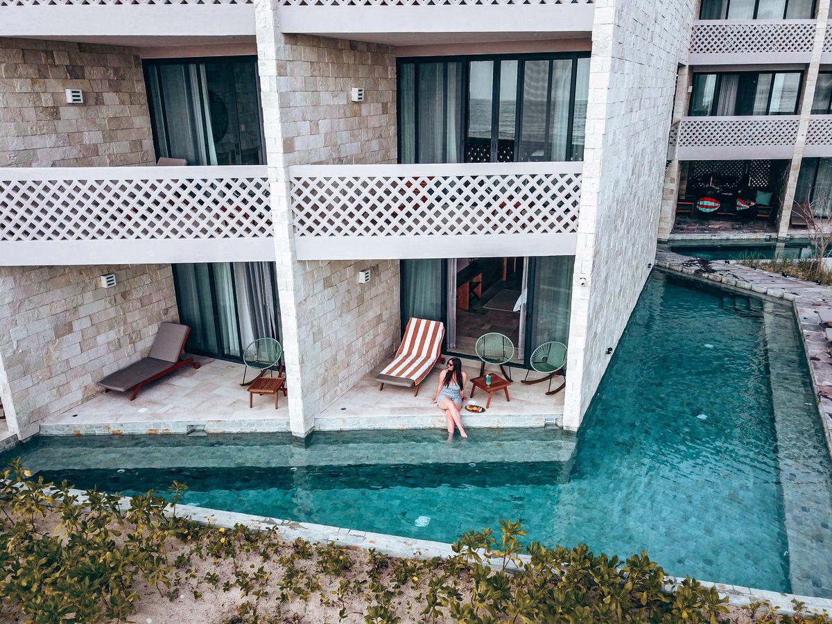 romantic hotels in tulum