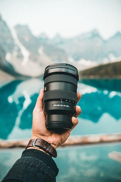 Sony 16-35mm F2.8 lens