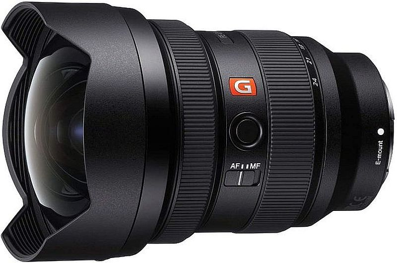 Sony 12-24mm F2.8 GM lens
