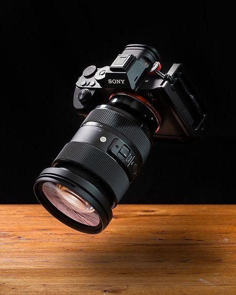 Sigma 24-70mm F2.8 DG DN Art lens