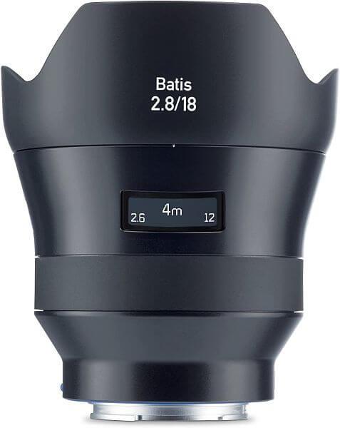 ZEISS Batis 2.8/18 lens
