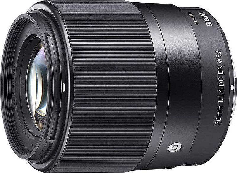 Sigma 30mm F1.4 Contemporary lens