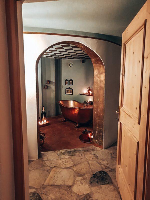 spa at romantik hotel turm