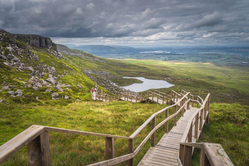 Cuilcagh Boardwalk, Northern Ireland