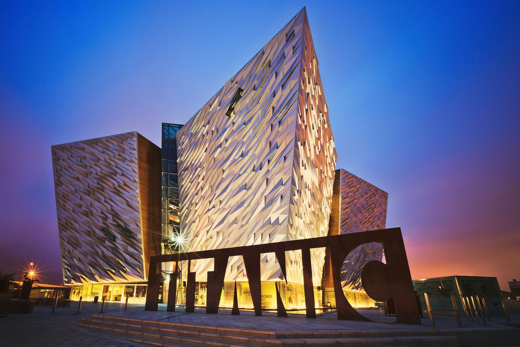 Titanic Quarters, Belfast, Northern Ireland