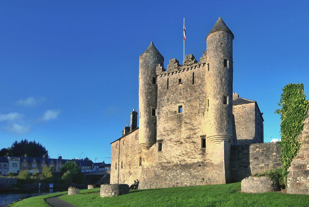 Enniskillen Castle, Northern Ireland