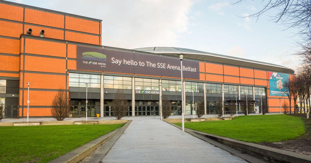 SSE Arena, Belfast, Northern Ireland