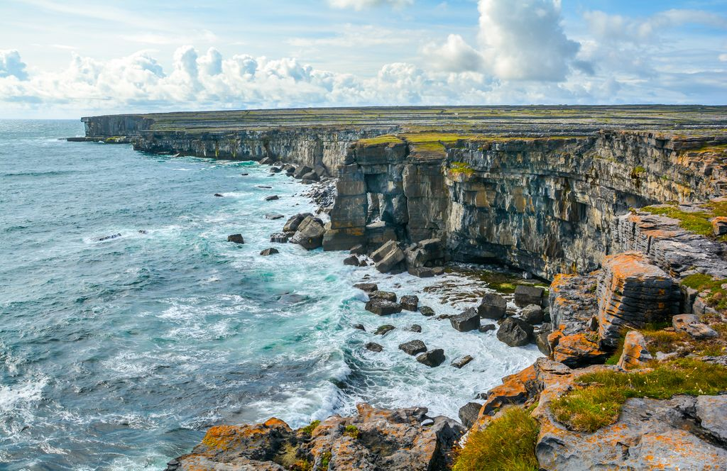 The Aran Islands, Ireland