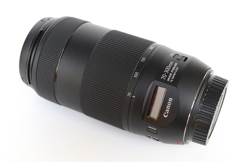 Canon EF 70-300mm lens