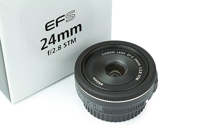 Canon EF-S 24mm lens