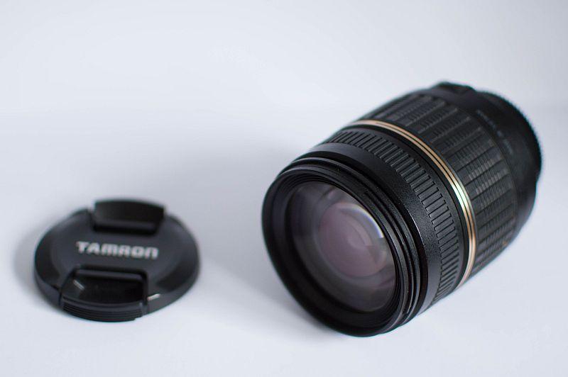 Tamron 18-200mm f/3.5 lens