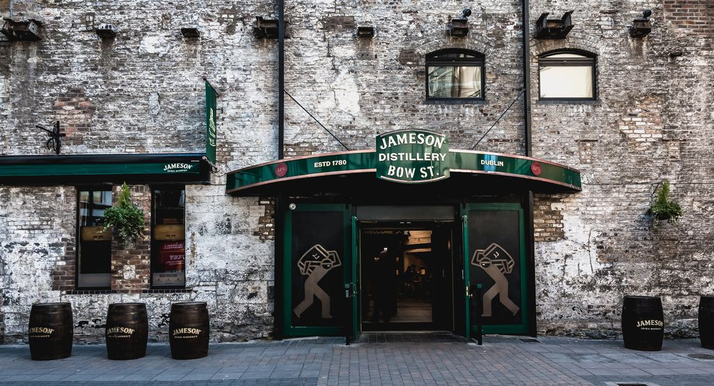 Jameson Distillery, Dublin, Ireland