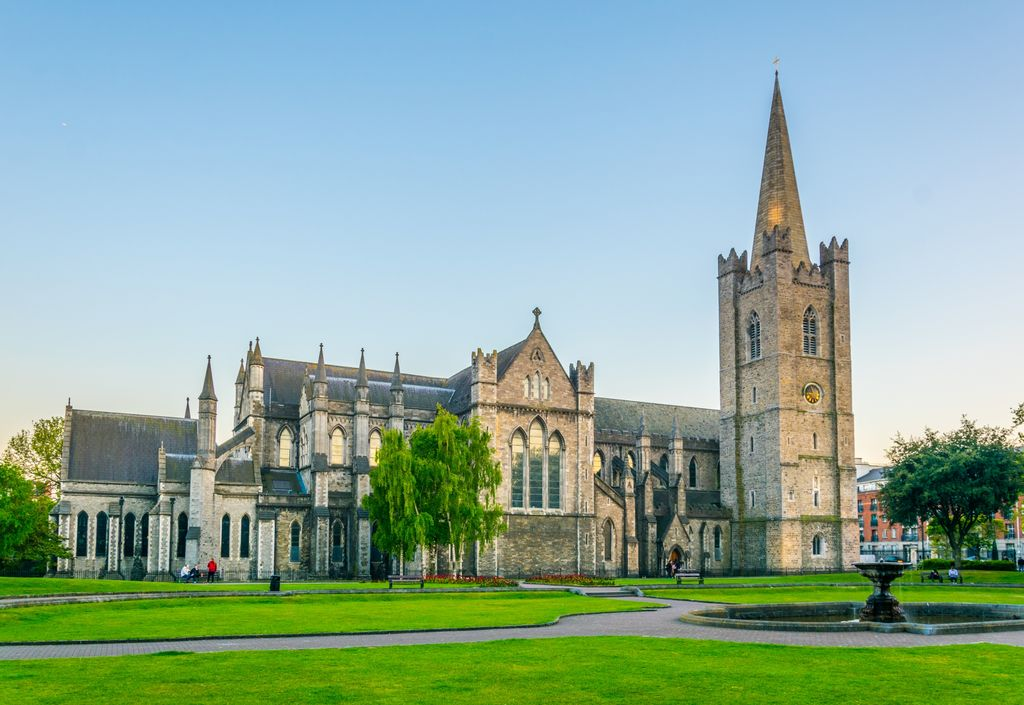 St Patricks Cathedral, Ireland