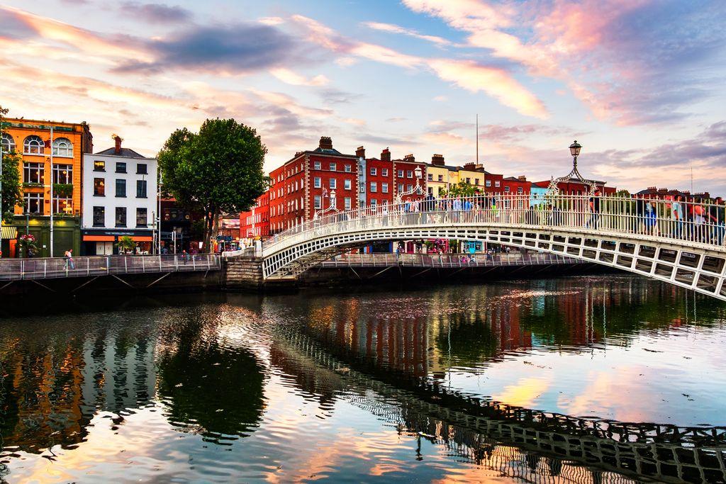 Penny Bridge, Ireland