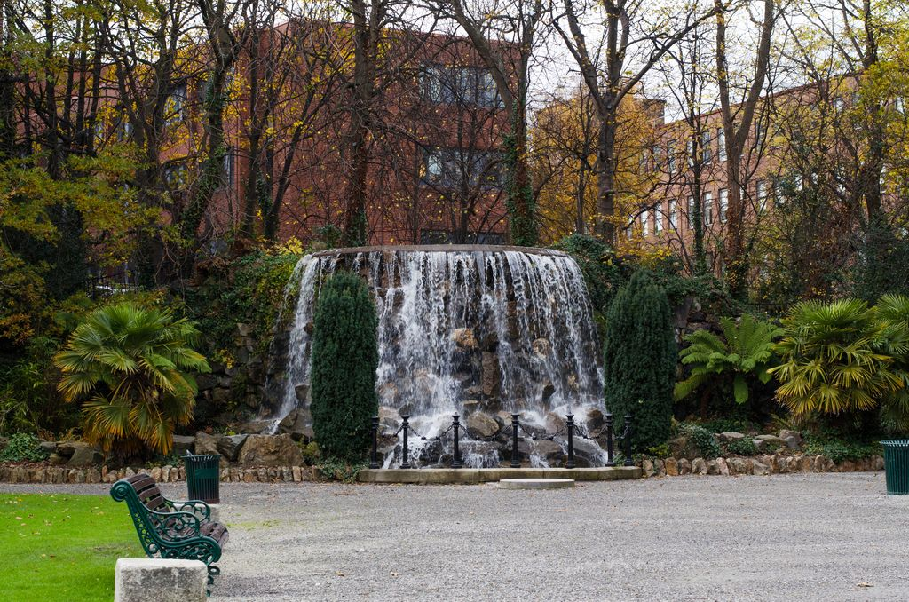 Iveagh Gardens, Ireland