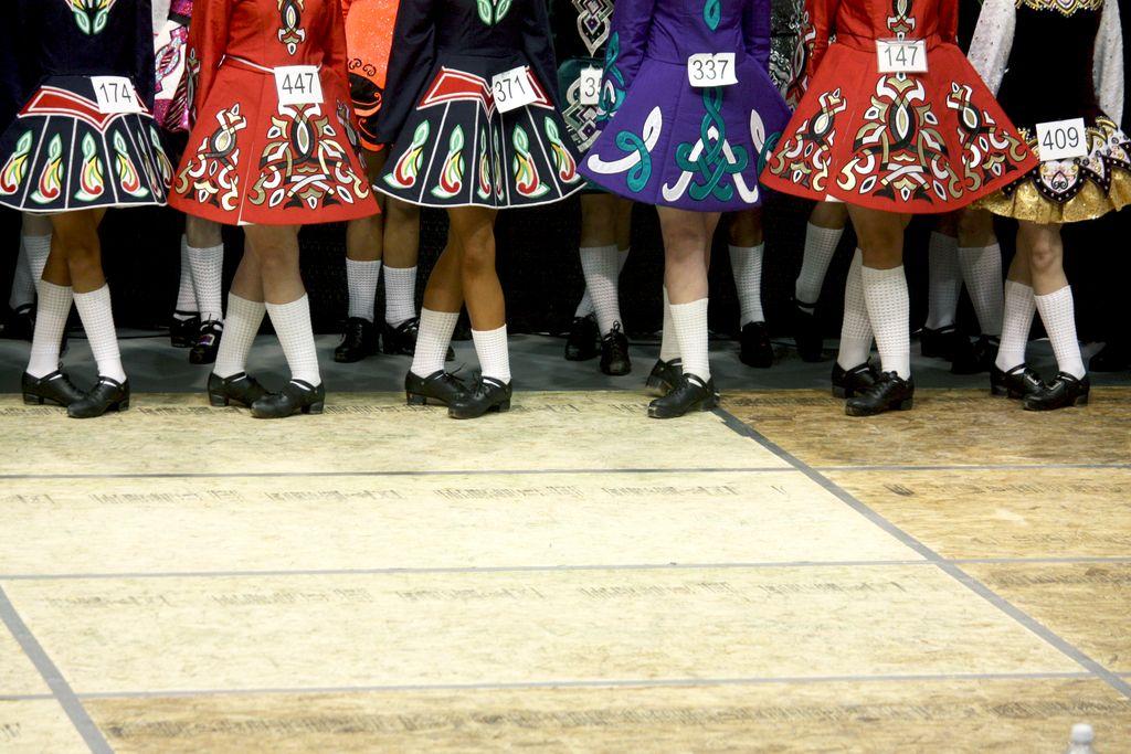 Irish Dancing, Ireland