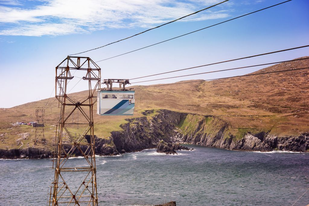 Dursey Cable Car, Ireland