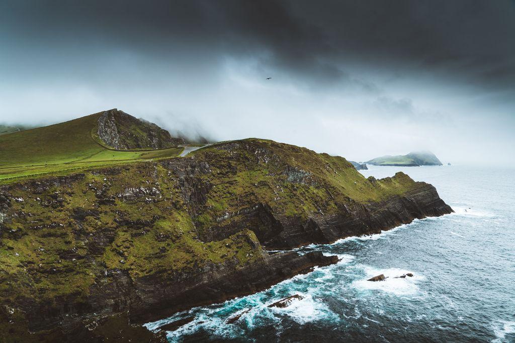Portmagee Cliff View, Ireland