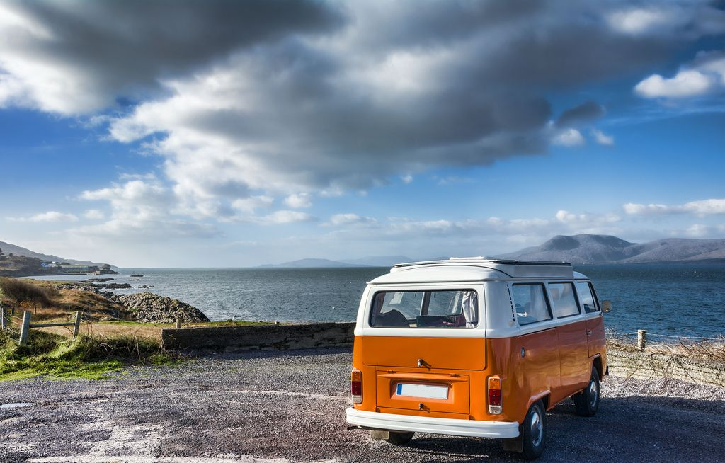 Bantry, wild camping, Ireland