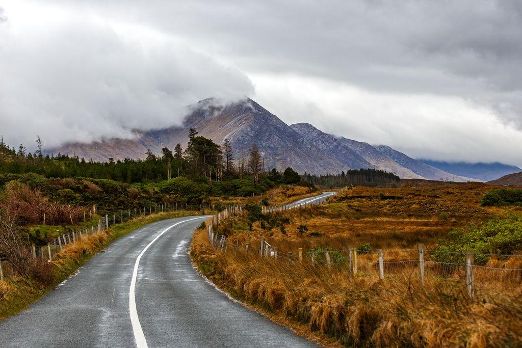 Long Atlantic Way, Ireland
