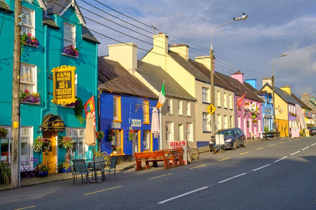 Sneem Village, Ireland