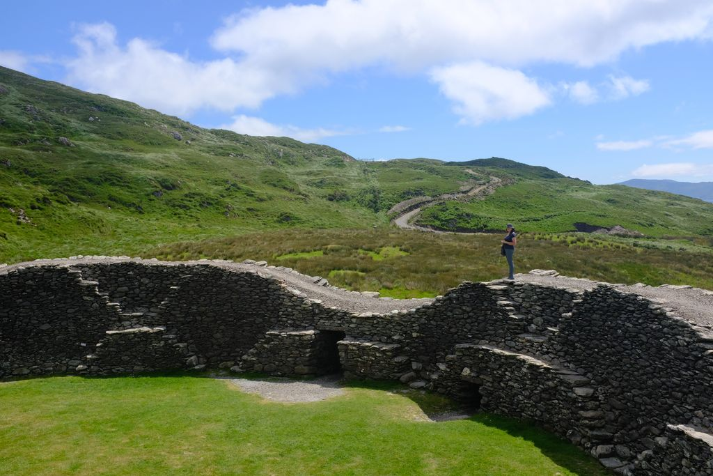 Caherdaniel Stone fort, Ireland