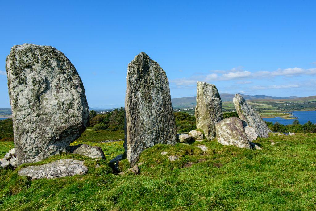 Eightercua stone, ireland