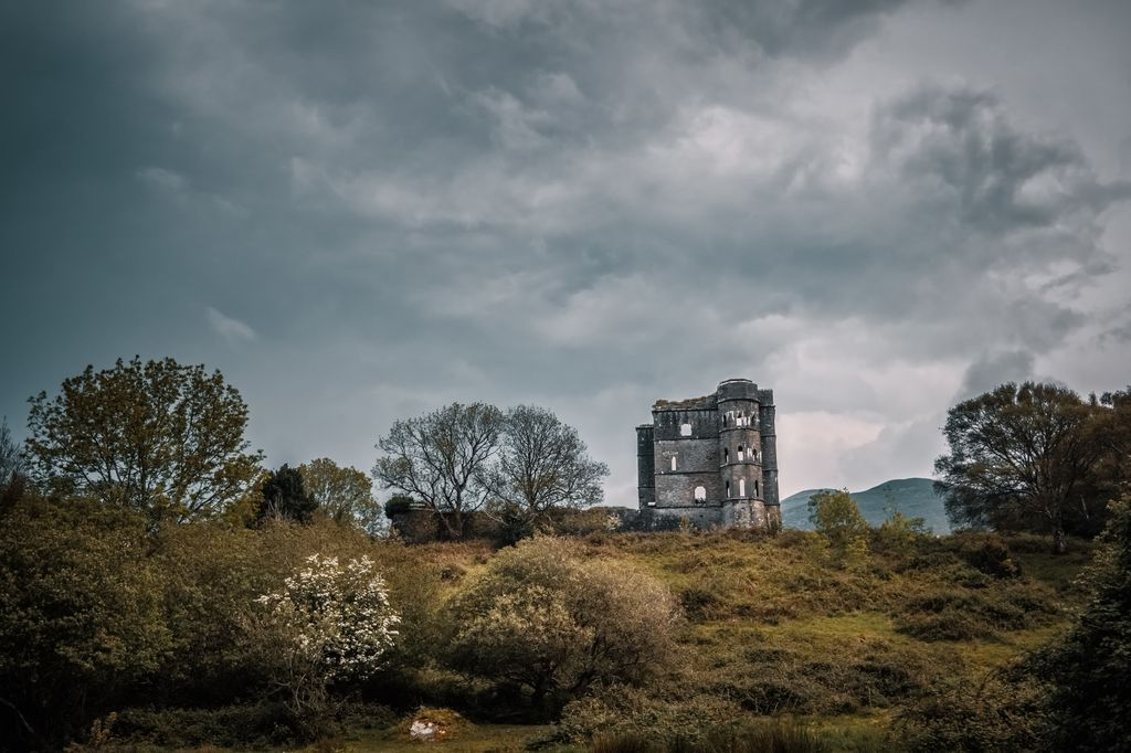 The Glenbeigh Tower, Ireland